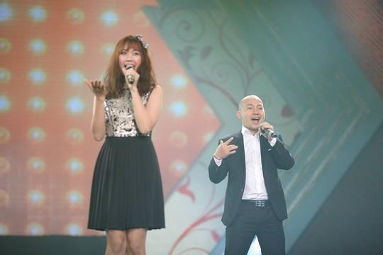 Cặp đôi đũa lệch đáng yêu của showbiz Việt đã tan vỡ. Ảnh: FB Hari