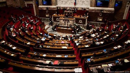 Hạ viện Pháp bỏ phiếu ủng hộ ngừng trừng phạt Nga vào cuối tháng 4 Ảnh: DPA