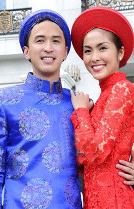 Truyền thông từng khổ sở trong đám cưới Tăng Thanh Hà vì không được tiếp cận lễ cưới