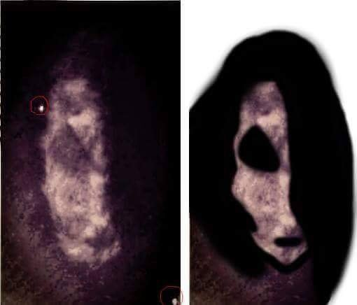 Người phụ nữ 43 tuổi khẳng định bà đã nhìn thấy rất nhiều nhân vật ma quái. Ảnh: Metro