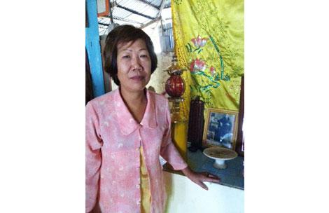 Bà Tiên, hậu duệ đời thứ 3 của đạo sĩ lừng danh.
