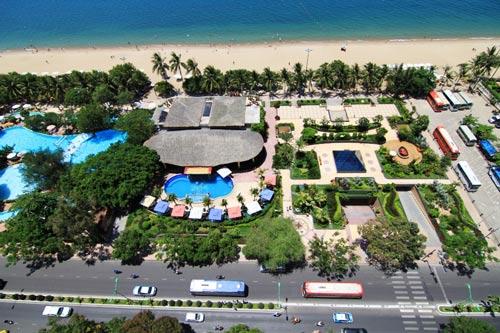 Công viên Phù Đổng được giao cho UBND TP Nha Trang làm chủ đầu tư