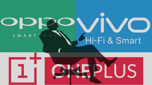 BBK Electronics là ông trùm đứng sau Oppo, Vivo và OnePlus.