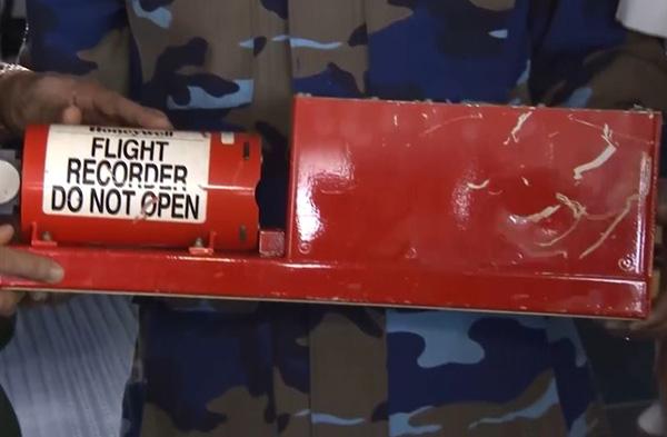 Hai hộp đen máy bay CASA được tìm thấy ngày 27-6