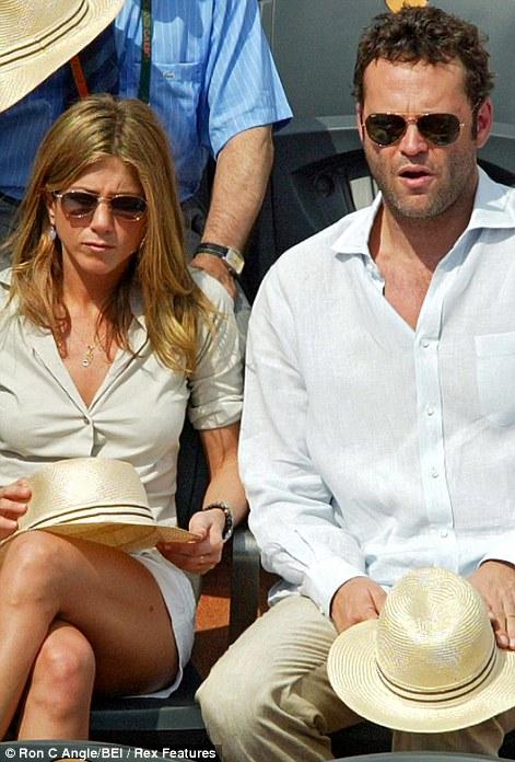 Jennifer và chồng Justin