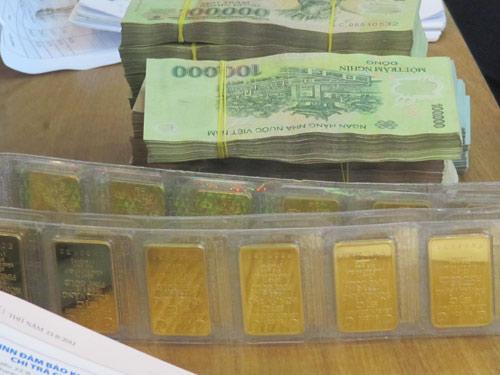 Khoảng cách chênh lệch giá vàng nội - ngoại tiếp tục thu hẹp còn khoảng 500.000 đồng/lượng