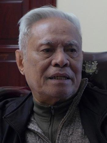 Ông Lê Quang Thưởng, nguyên Phó trưởng Ban Thường trực Ban Tổ chức Trung ương
