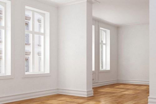 Một căn nhà kiểu apartment, đang trống chờ cho thuê - Ảnh: Shutterstock