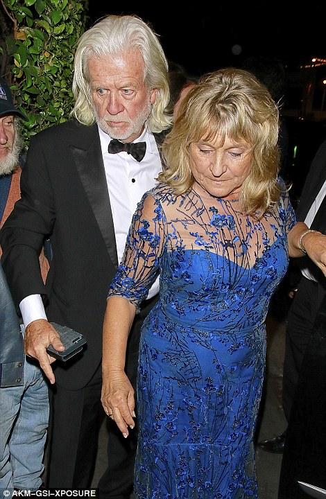 Mẹ của Leonardo bên người tình