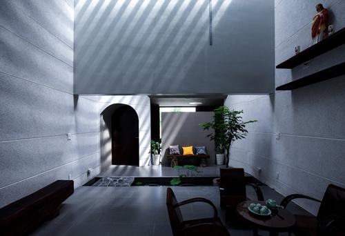 Nhà hẹp lấy cảm hứng từ hang Sơn Đoòng nổi bật trên báo Mỹ