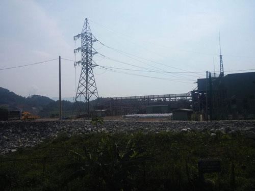 Công ty Núi Pháo khai thác khoáng sản gây ô nhiễm môi trường trầm trọng