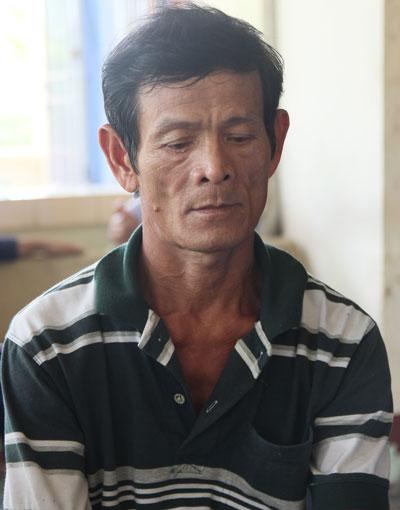 Ông Đô (trên) và ông Hậu gửi đơn kêu oan vì cho rằng mình vô tội trong vụ án giết người 35 năm trước