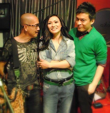 Ca sĩ Minh Thuận, Phương Thanh và Lam Trường