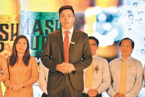 Ông Vũ Quang Hải được điều động giữ chức phó tổng giám đốc Sabeco Ảnh: INTERNET