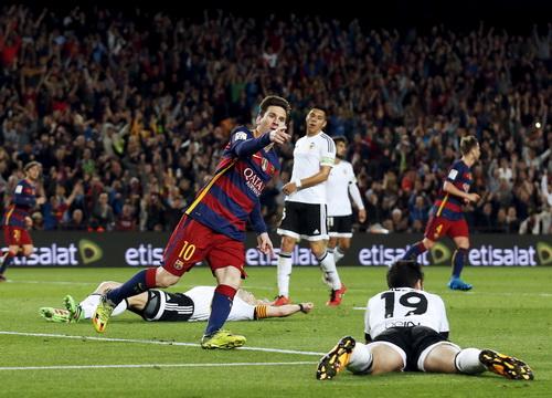 Bàn thắng thứ 500 chỉ có ý nghĩa với riêng Messi