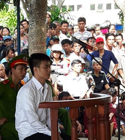 Nguyễn Ái Tình lãnh án tử vì tội ác của mình