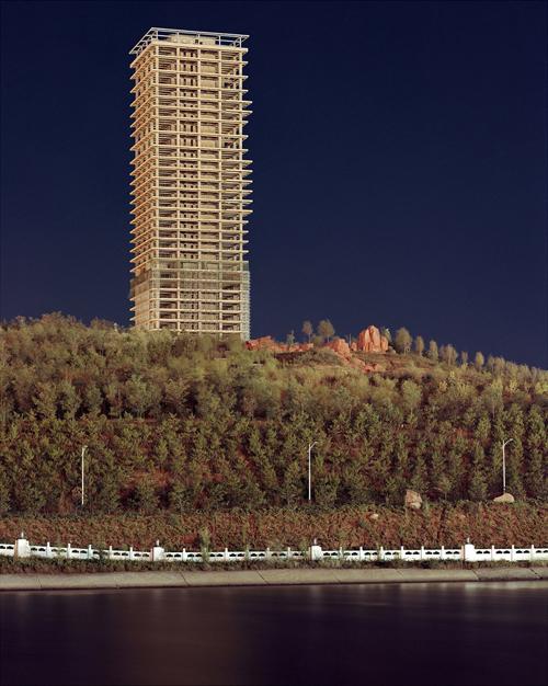Các khu đô thị mới này thường nằm gần các trung tâm lớn với vai trò thành phố vệ tinh.