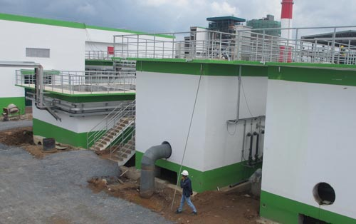 Dự án Nhà máy Giấy Lee & Man (Hậu Giang) đang làm nóng dư luận vì nguy cơ gây ô nhiễm môi trường rất cao  Ảnh: CA LINH