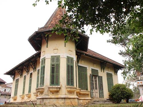 Khu đất nhà 11 Nguyễn Thái Học được chủ đầu tư mua lại