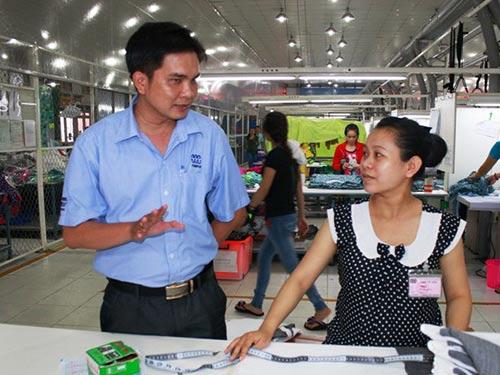 Với sự hỗ trợ của Công đoàn cơ sở, mọi bức xúc của công nhân tại Công ty TNHH Triple Việt Nam đều được giải quyết ổn thỏa