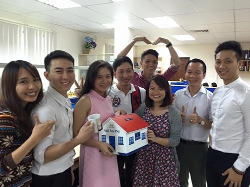 """CBCNV Công ty PNJ quyên góp ủng hộ chương trình """"Mái ấm PNJ"""""""