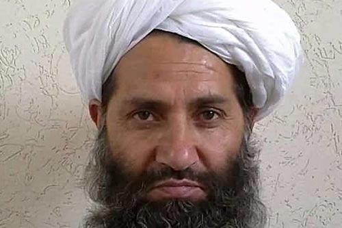 Abaitullah Akhundzada, thủ lĩnh mới của Taliban Ảnh: AP