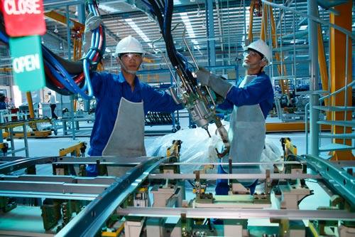 Cải thiện môi trường làm việc cho công nhân là trọng tâm hoạt động của Công đoàn SAMCO