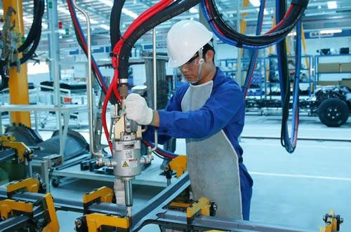 Phong trào rèn tay nghề, thi thợ giỏi trong CNVC-LĐ được các cấp Công đoàn TP HCM duy trì thường xuyên