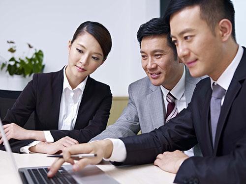 Cùng Wall Street English chinh phục tiếng Anh và đón chào cơ hội nghề nghiệp mới Ảnh: Shutterstock.com