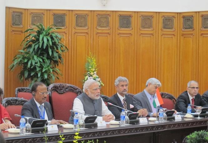 Đoàn đại biếu cấp cao Ấn Độ