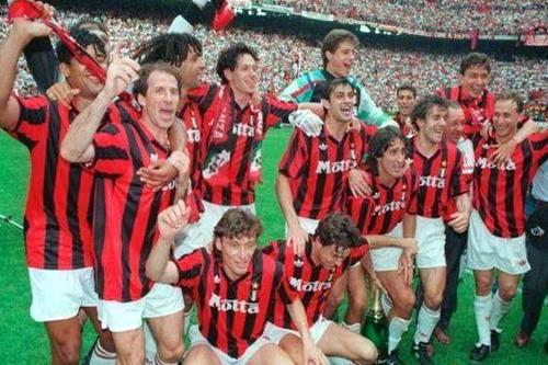 AC Milan thời kỳ do HLV Fabio Capello dẫn dắt