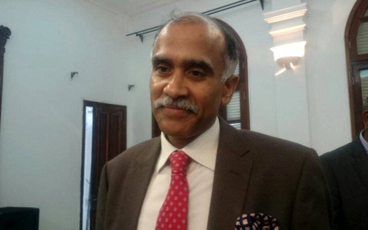Đại sứ Ấn Độ tại Việt Nam, ông Parvathaneni Harish