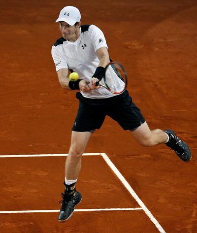 Đương kim vô địch Andy Murray dễ dàng vượt qua Berdych ở tứ kết