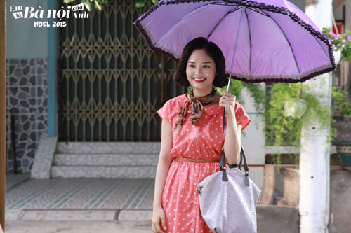 Miu Lê - diễn viên chính - góp phần làm nên thành công cho bộ phim. (Ảnh do nhà sản xuất cung cấp)