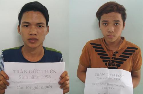 Bình Dương: Liên tiếp 2 vụ giết người đồng tính