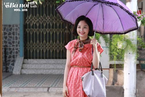 """Cảnh phim """"Em là bà nội của anh"""" làm lại từ kịch bản phim Hàn Quốc"""