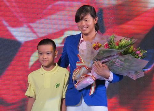 Là tấm gương cho thế hệ kình ngư trẻ Việt Nam