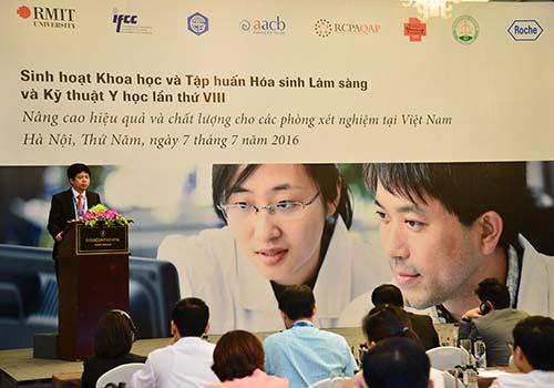 TS. BS Nguyễn Trọng Khoa - Phó cục trưởng Cục quản lý khám chữa bệnh, Bộ Y Tế