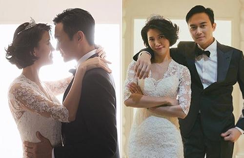 Vợ chồng Trương Trí Lâm