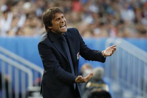 Antonio Conte có mùa hè thành công với tuyển Ý