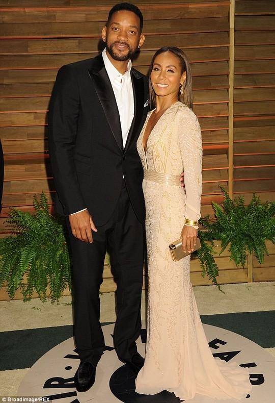 Will Smith khẳng định vợ chồng anh không tham dự Oscar 2016