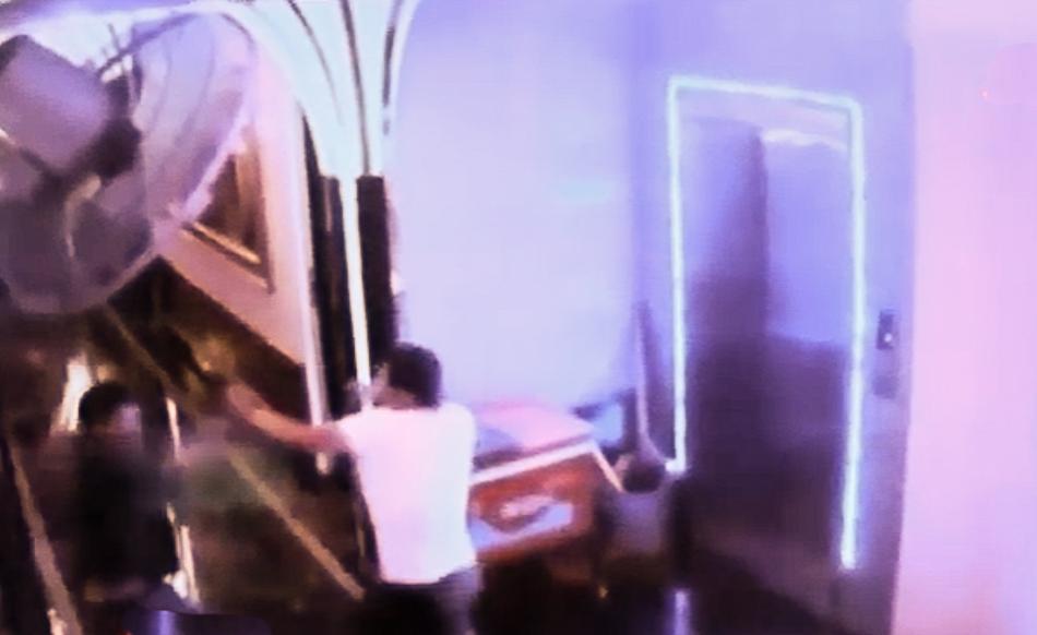 Camera an ninh tại quán karaoke ghi hình cuộc ẩu đả dẫn đến chết người