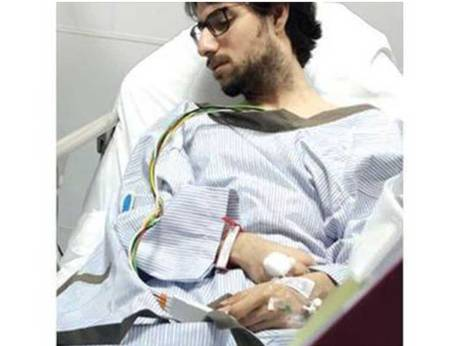 Bác sĩ Muhannad Al Zabn. Ảnh: Gulf News