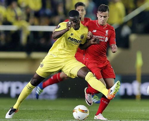Eric Bailly năng nổ trong màu áo Villarreal