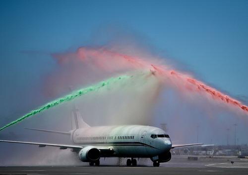 Cảnh tượng khó quên tại sân bay Lisbon