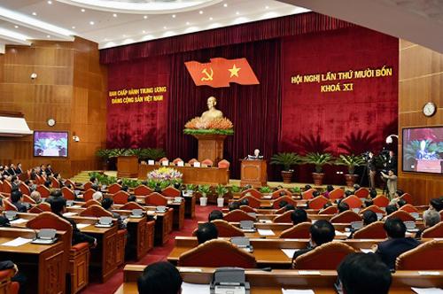 Hội nghị Trung ương 14 là tiền đề cho thành công của Đại hội Đảng XII