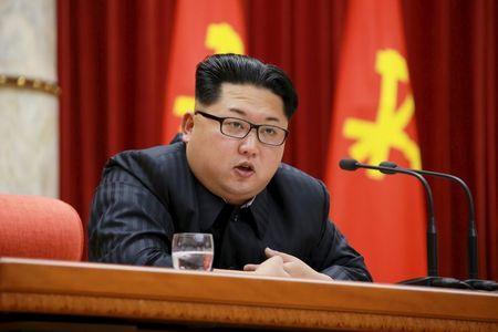 Nhà lãnh đạo Triều Tiên Kim Jong-un. Ảnh: KCNA