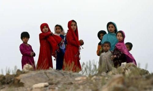 Tảo hôn đang có xu hướng gia tăng ở Afghanistan. Ảnh: Reuters.