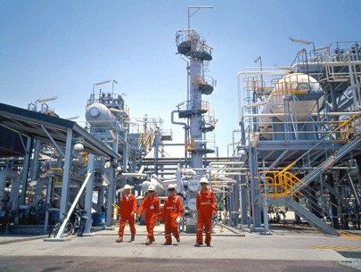 Hệ thống cung cấp khí Nam Côn Sơn
