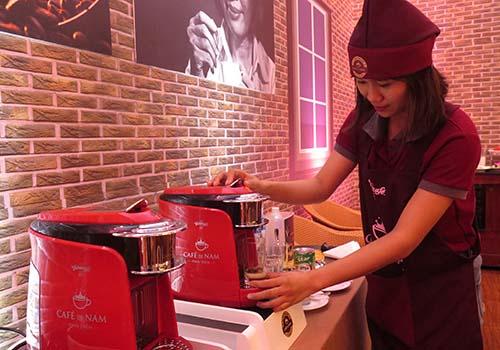 Phin Điện CAFÉ de NAM